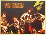 Shepard Fairey Bad Brains Fine Art Print