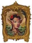 Dean Fleming Wanderlust Original Painting