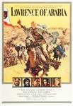 "Lawrence of Arabia Original US 40"" x 60""