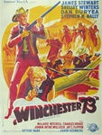 French Movie Poster Winchester 73