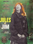 French Movie Poster Jules and Jim