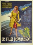 French Movie Poster Lured