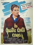 French Movie Poster The 400 Blows