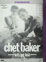 French Movie Poster Let's Get Lost