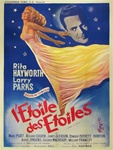 French Movie Poster Down To Earth