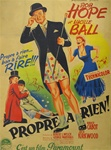 Original French Movie Poster Fancy Pants