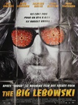 Original French Movie Poster The Big Lebowski