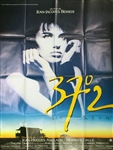 Original French Movie Poster Betty Blue