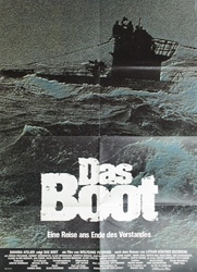 Das Boot Original German Movie Poster