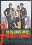 Robin And The 7 Hoods Original German Movie Poster