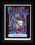 Grateful Dead Berkeley Community Theater Original Concert Poster