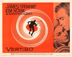 Vertigo Original US Half Sheet