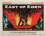 East of Eden Original US Half Sheet