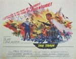 The Train Original US Half Sheet
