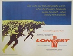The Longest Day Original US Half Sheet