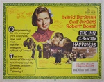 The Inn of the Sixth Happiness Original US Half Sheet