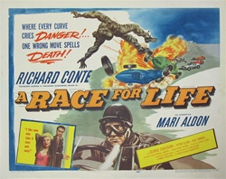 A Race for Life Original US Half Sheet