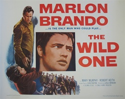 The Wild One Original US Half Sheet