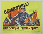 Paths of Glory Original US Half Sheet