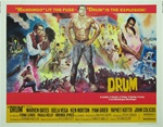 Drum Original US Half Sheet