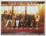 St. Elmo's Fire Original US Half Sheet