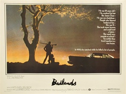 Badlands Original US Half Sheet