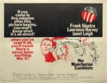 The Manchurian Candidate Original US Half Sheet