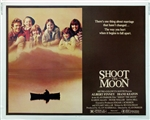 Shoot The Moon US Half Sheet