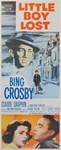 Little Boy Lost Original US Insert