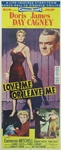 Love Me or Leave Me Original US Insert