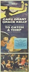 To Catch a Thief Original US Insert