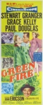 Green Fire Original US Insert