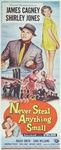 Never Steal Anything Small Original US Insert