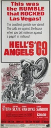 Hell's Angels 69 Original US Insert