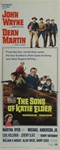 The Sons Of Katie Elder Original US Insert