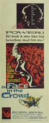 A Face In The Crowd Original US Insert