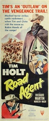 Road Agent Original US Insert