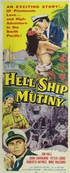 Hell Ship Mutiny Original US Insert