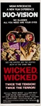 Wicked, Wicked Original US Insert