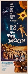 12 To The Moon Original US Insert