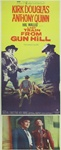 Last Train From Gun Hill Original US Insert