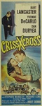 Criss Cross Original US Insert