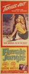 Female Jungle Original US Insert