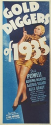 Gold Diggers Of 1935 Original US Insert