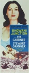 Bhowani Junction Original US Insert