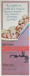 Repulsion Original US Insert