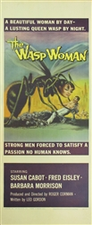 The Wasp Woman Original US Insert