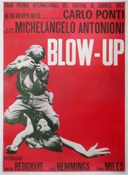 Blow Up Italian 2 Sheet