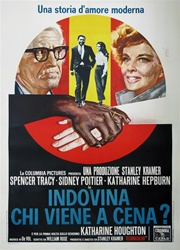 Guess Who's Coming To Dinner Italian 2 Sheet