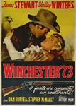 Winchester 73 Italian 4 Sheet